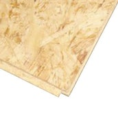 OSB3 Oriented Strand Board Tongue & Groove - 2.4m x 590mm x 18mm