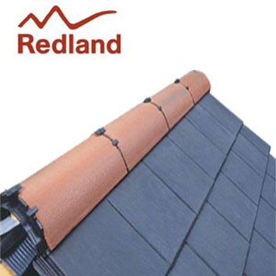 Redland Dry Ridge System for Clay Tiles - 1.8m Pack