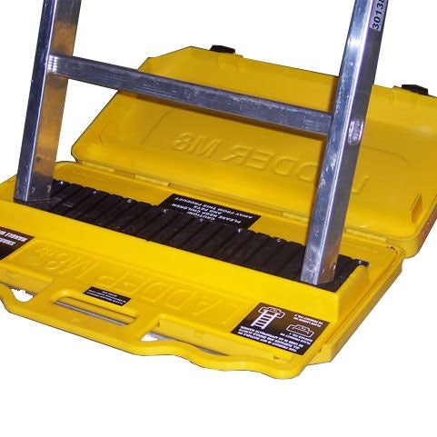 Video of Ladder M8rix Pro-Plus Anti-Slip Safety Device Stopper Indoor / Outdoor
