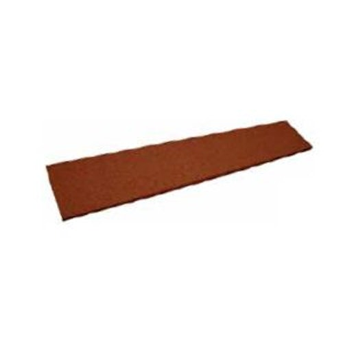Metrotile Universal Cover Flashing - Terracotta