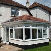 Delta Lite Edwardian Roofing System with Metrotile - 4.2m x 4m