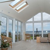 Delta Lite Pavillion Roofing System with Metrotile - 3.3m x 3m
