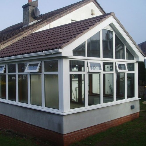 Delta Lite Pavillion Roofing System with Tapco Slates - 2.7m x 3.5m