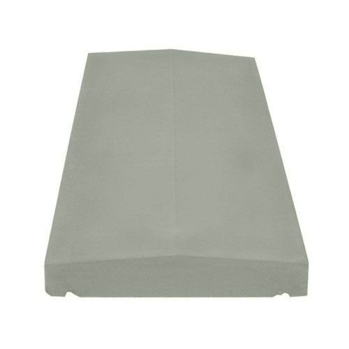 Eurodec 50-75mm Twice Weathered Coping Stone 600mm x 400mm - Grey