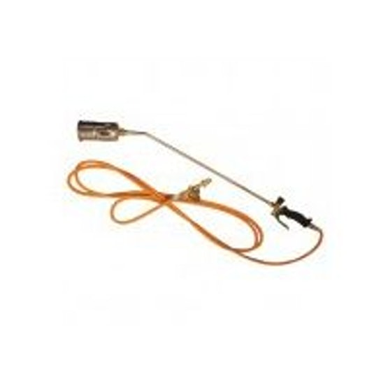 Economy Small Gas Torch Kit Complete with Hose & Reg - 200mm x 45mm