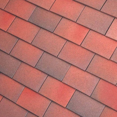 Dreadnought Premium Clay Roofing Tile Brown Antique