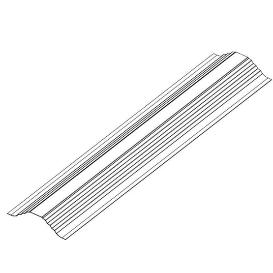Plastic Pitched Roof Hip Support Tray 1.2m Pack of 10 - Cromar