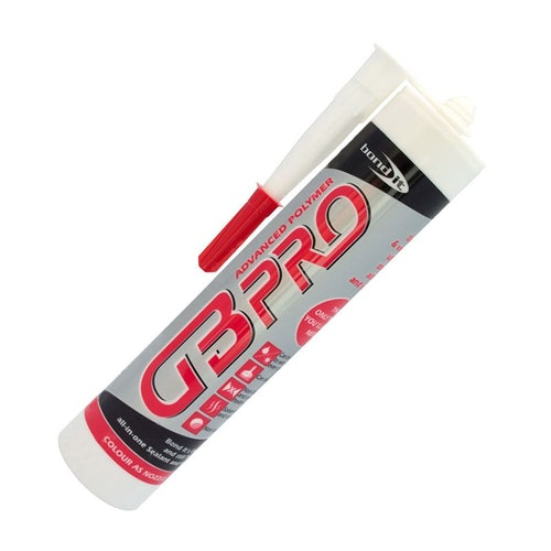 Bond It GB Pro Hybrid Sealant (Crystal Clear) - 290ml