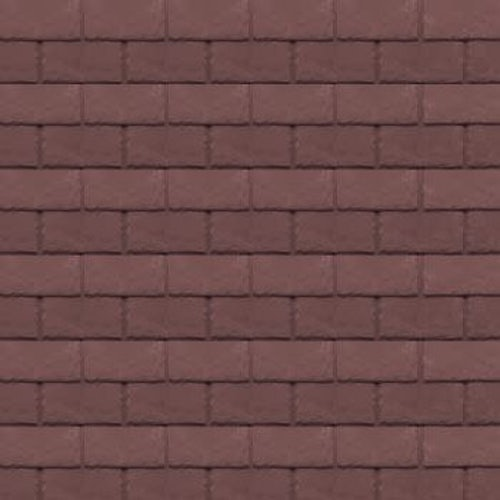 Tapco Synthetic Slate - Red Rock (809) (Pack of 25)