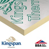 Pitched Roof Insulation TP10 Kingspan Thermapitch 2.4m x 1.2m x 30mm