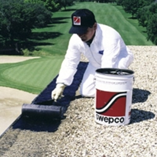 SWEPCO Heavy Duty Patching Compound - 3.78 Litres