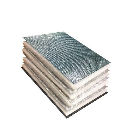 TLX Silver Multifoil Roofing Insulation - Thinsulex (1.2m x 10m Roll)