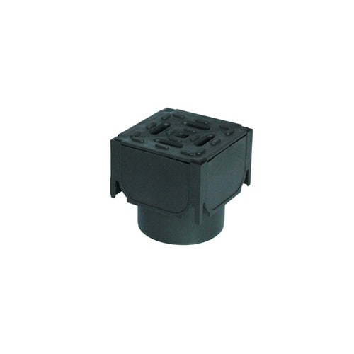 ACO Hexdrain Plastic Drainage Channel Corner Unit and Vertical Outlet