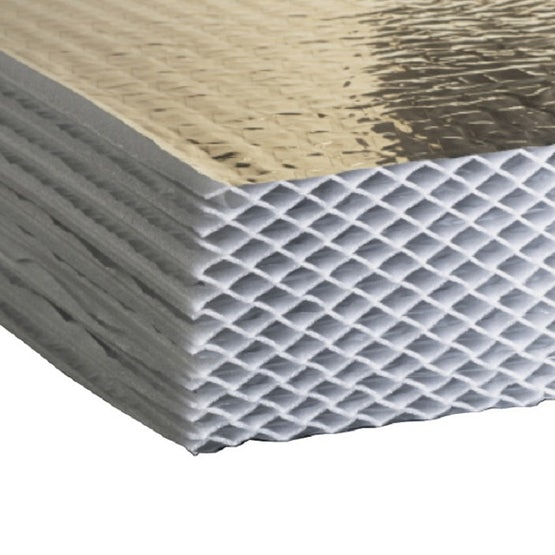Video of Actis Hybris Reflective Multifoil Insulation Panel 170mm - 2.74m2 Pack