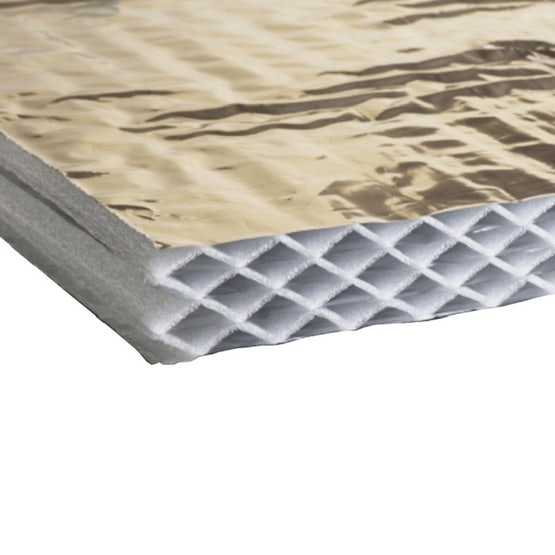 Video of Actis Hybris Reflective Multifoil Insulation Panel 90mm - 5.49m2 Pack