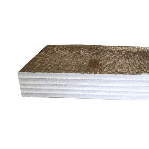 Actis Hybris Reflective Multifoil Insulation Panel 60mm - 8.24m2 Pack