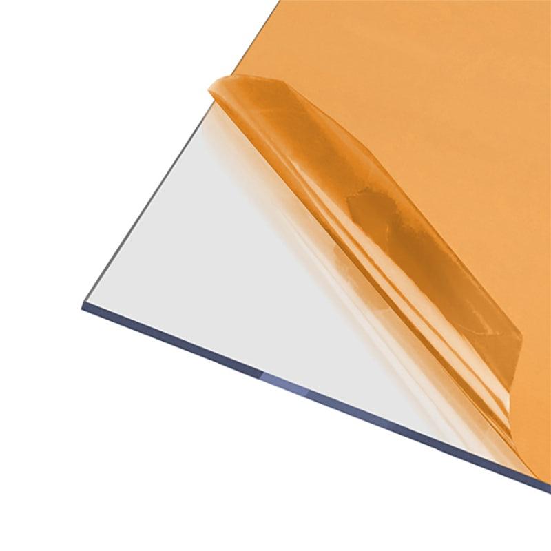 Video of AXGARD 4mm Clear Solid Polycarbonate Glazing Sheet - 2500mm x 1250mm