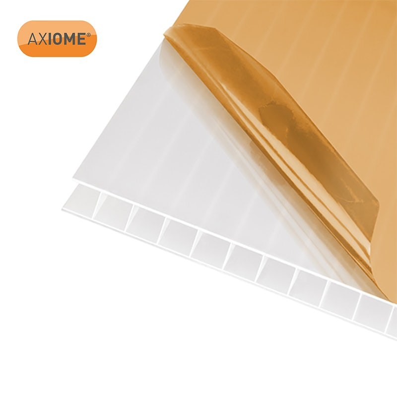 Video of AXIOME 10mm Opal Polycarbonate Sheet - 3000mm x 1050mm