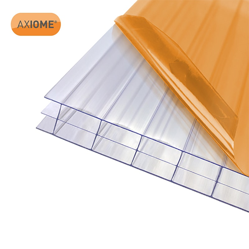 Video of AXIOME 16mm Clear Polycarbonate Sheet - 2500mm x 1050mm