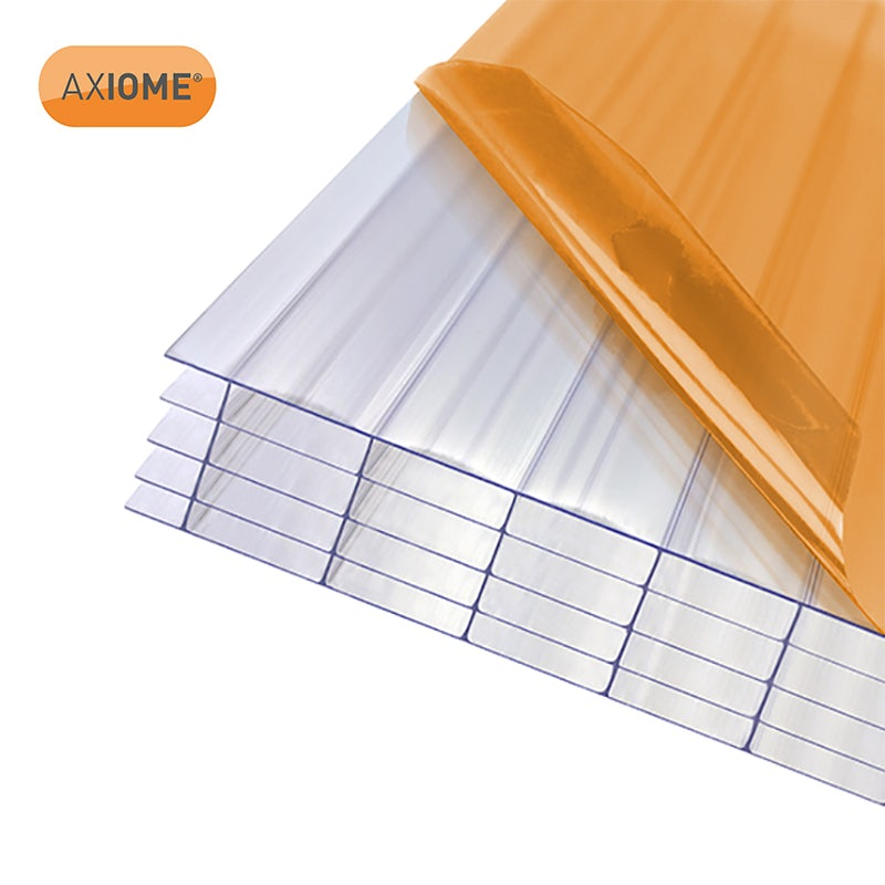 Video of AXIOME 25mm Clear Polycarbonate Sheet - 4500mm x 1050mm
