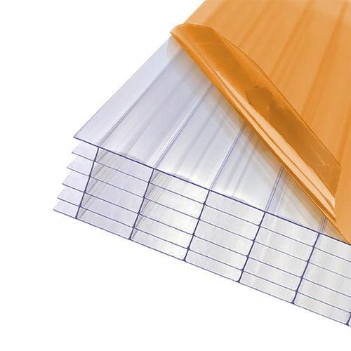 Video of AXIOME 35mm Clear Polycarbonate Sheet - 4500mm x 1050mm
