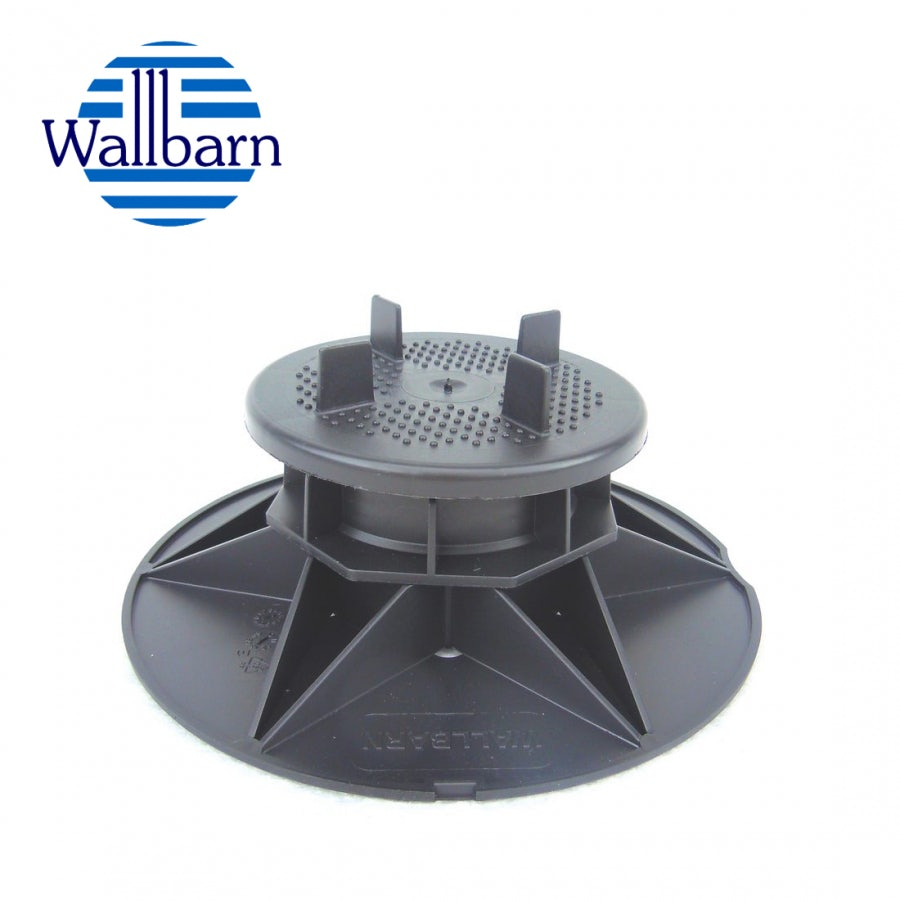 Video of Wallbarn ASP 65-100mm Adjustable Paving Pedestal