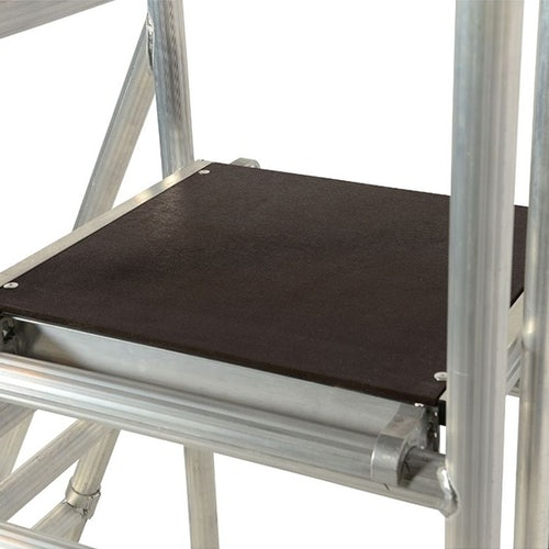 BoSS P1000 Anti Surf Folding Access Podium - 2.94m