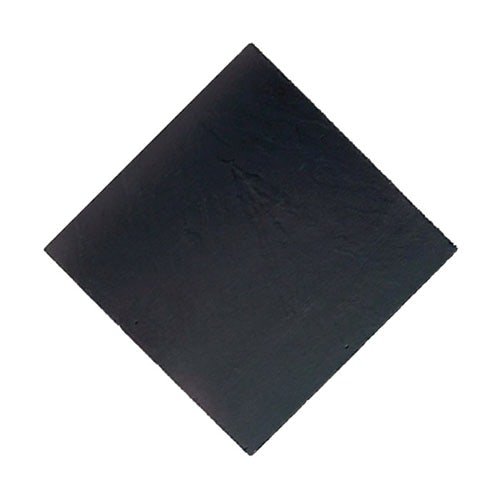 Cembrit Westerland 600 x 600mm ManMade Fibre Cement Slate - Blue/Black