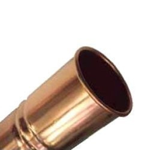 Copper Guttering Round 80mm Downpipe