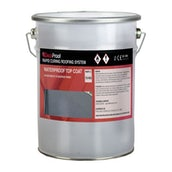 DeckProof Rapid Curing Waterproofing Top Coat (Grey) - 5kg