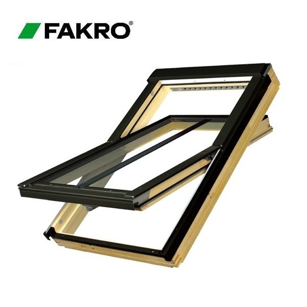 Video of Fakro FTP-VC P2/05 Conservation Window Recessed Tile 45mm - 78 x 98cm