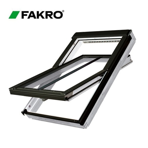 Fakro FTW-VC P2/11 Conservation Window Recessed Slate - 114cm x 140cm