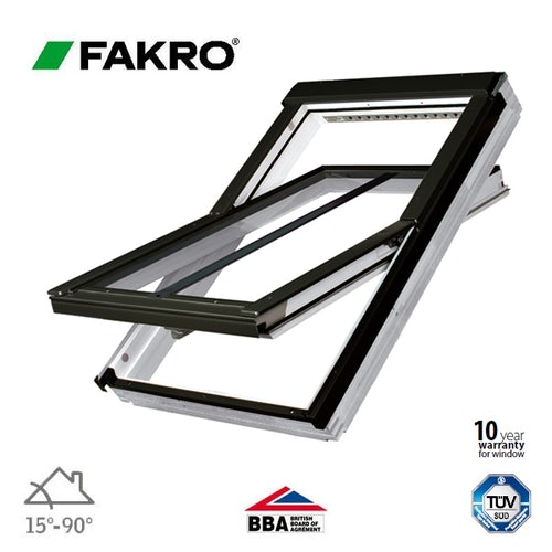 Fakro PTP-V/C O1/05 uPVC Conservation Window - 78cm x 98cm