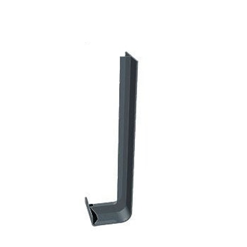 uPVC Fascia Board Joiner (Square Edge) 300mm - Anthracite