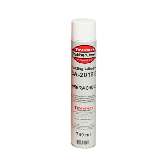 Video of Firestone RubberCover Contact Adhesive Spray Aerosol for EPDM - 750ml