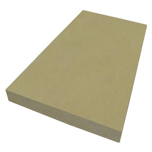 Eurodec 50mm Flat Coping Stone  600mm x 600mm - Sand