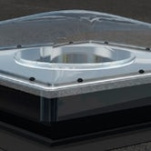 Fakro SFF 350 for Flat Roof with Flexible Tube