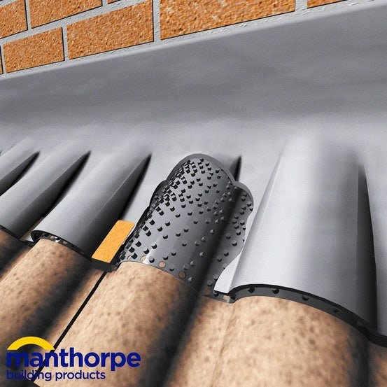 Manthorpe Abutment Flash Vent (3m Roll-out)