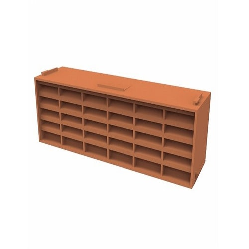 Manthorpe G930 Terracotta Airbrick with 7600mm2 Airflow - Pack of 20