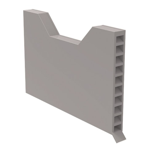 Manthorpe G950 Weep Vent in Grey - Box of 50