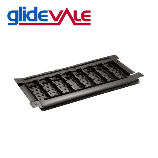 Glidevale Cross Flow Low Pitch Roof Insect Screen Vent - Pack of 20