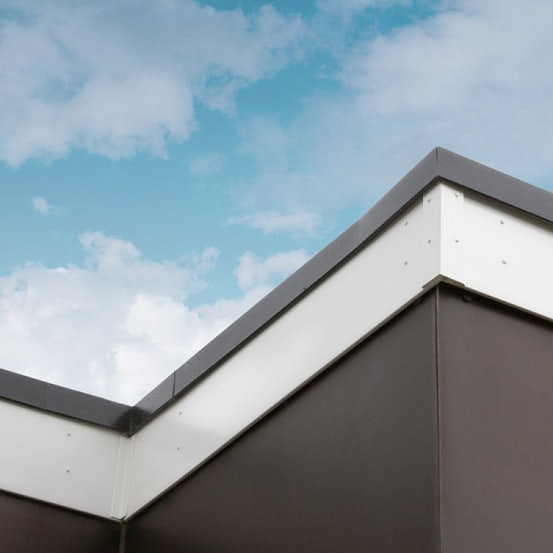 grp-roof-edge-trim-in-situ