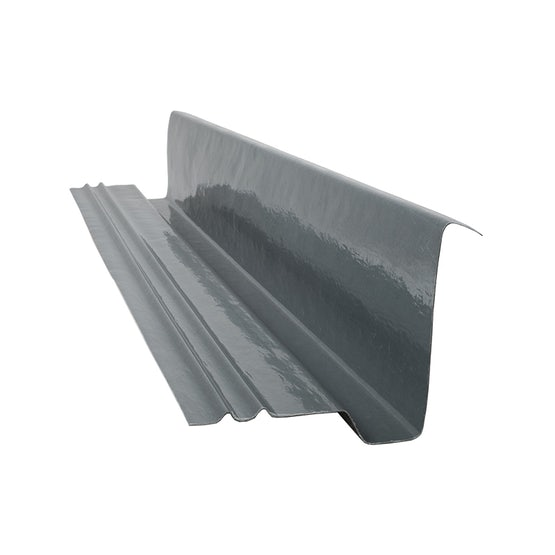 Continuous GRP Dry Soaker For Roofing Slates - Lipped