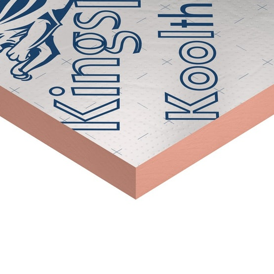 Kingspan Kooltherm K107 Pitched Roof Insulation 100mm - 8.64m2 Pack