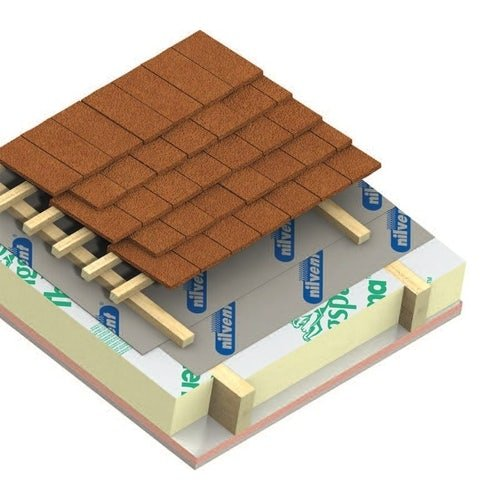 TP10 Pitched Roof Insulation by Kingspan Thermapitch 50mm - 17.28m2
