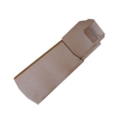 Klober Uni-Click Dry Verge Unit Right Handed - Brown