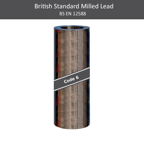 Video of Lead Code 6 - 510mm x 3m Roofing Lead Flashing Roll