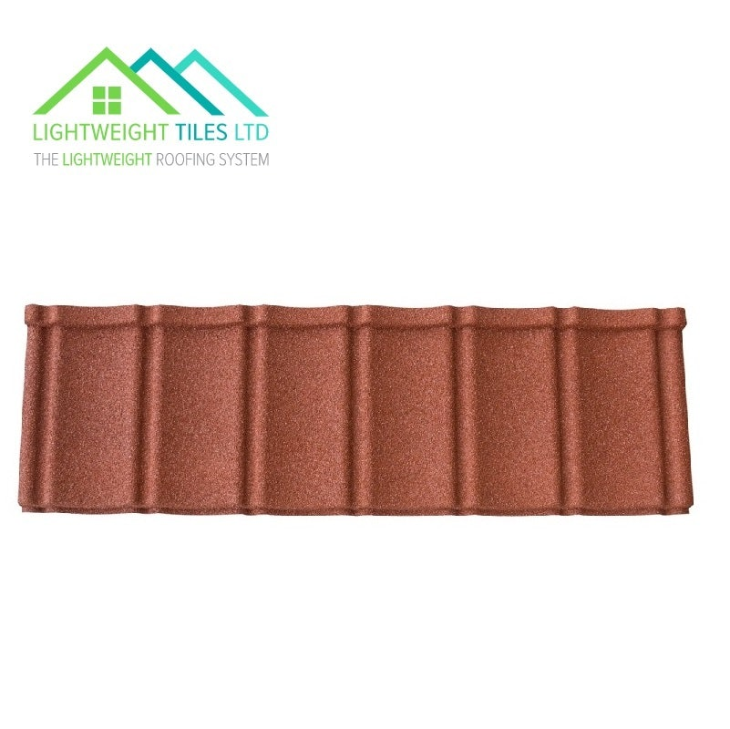 Video of Lightweight Roof Tile - Traditional Red