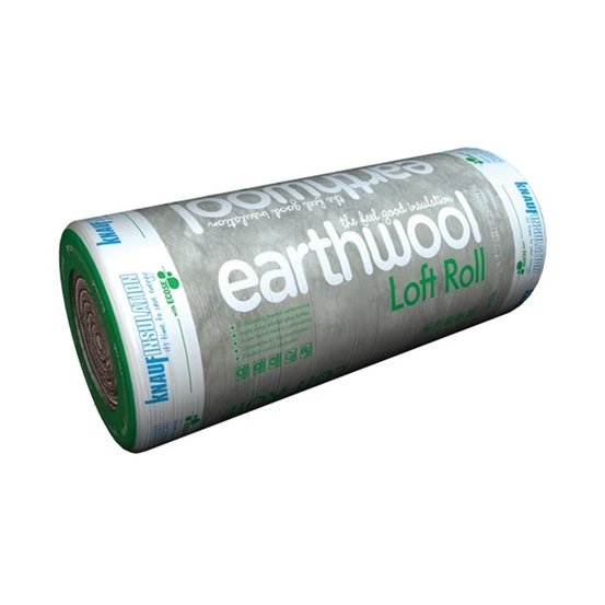 200mm Knauf Earthwool Combi-Cut Loft Insulation Roll 44 - 5.93m2 Pack