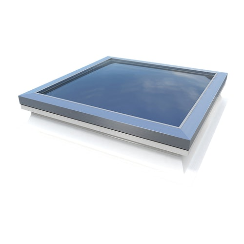 Mardome Ultra Double Skin Fixed Rooflight in Clear - 900mm x 900mm